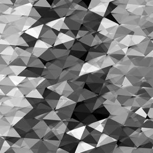 Geometric Squared II by Jan Tatum