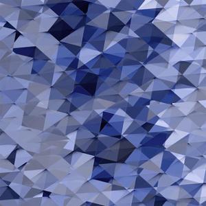 Geometric Squared VI by Jan Tatum