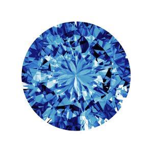 Shine On in Blue by Jan Tatum