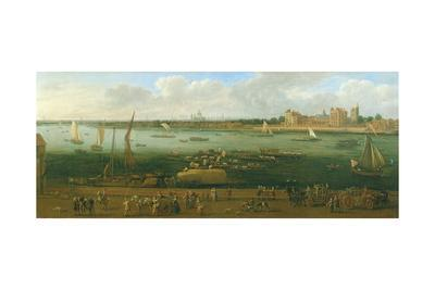 A Panoramic View of Lambeth Palace