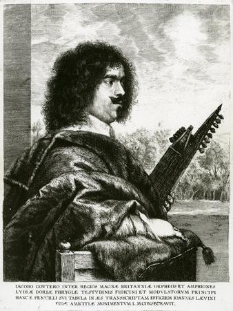Jacques Gaultier (C.1600-52) C.1630