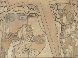 Le Désir et l'Assouvissement ou l'Apaisement by Jan Toorop