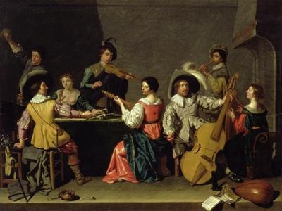 Group of Musicians