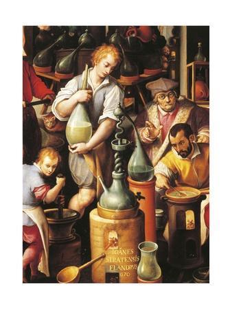 Alchemist's Workshop