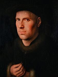 Jan De Leeuw, Goldsmith by Jan van Eyck
