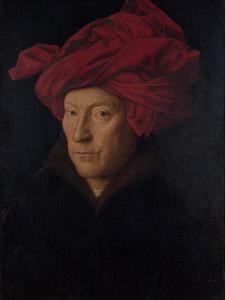 Portrait of a Man, 1433 by Jan van Eyck