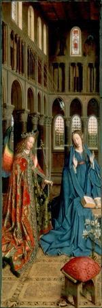 The Annunciation, 1434-1436
