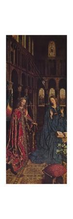 'The Annunciation', 1434-1436