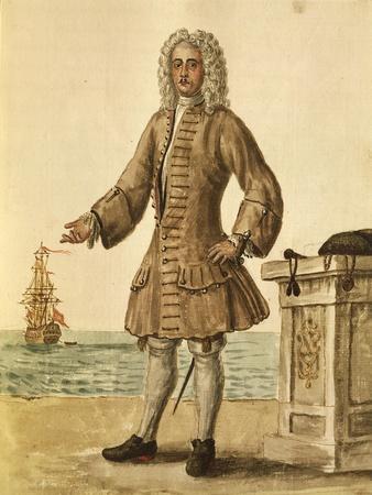 Ship Captain of Venetian Republic