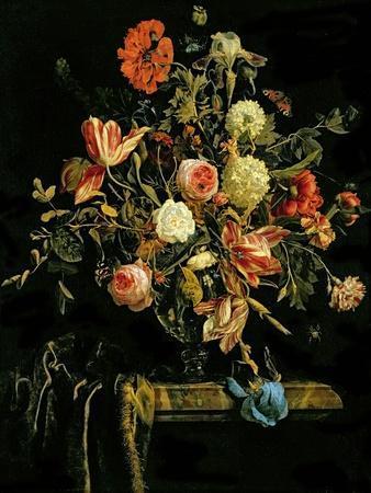 Flower Still Life, 1706