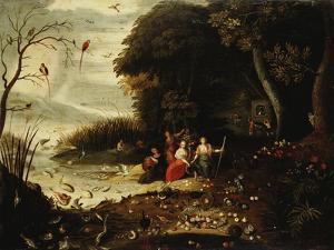 Autumn by Jan van Kessel
