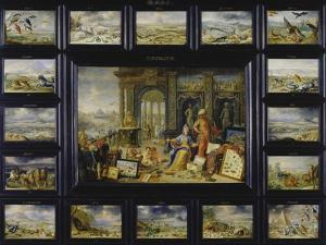 From the Cycle of the Four Continents: Asia by Jan van Kessel