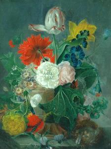 Flowerpiece by Jan van Os