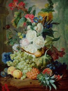 Fruits and Flowers by Jan van Os