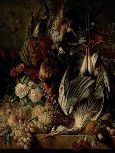 Still Life, 1840 by Jan van Os