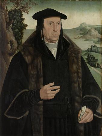 Portrait of Cornelis Aerentsz Van Der Dussen