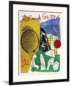 Roland Garros by Jan Voss
