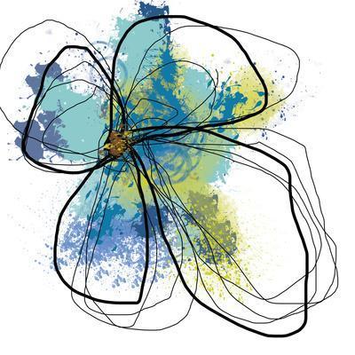 Azure Petals One