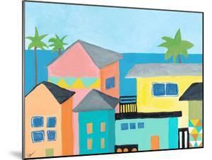 Beachfront Property 1 by Jan Weiss