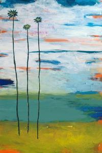 Desert Palms by Jan Weiss