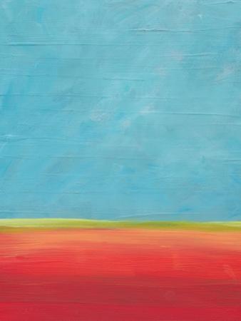 Earth Meets Sky 1 by Jan Weiss