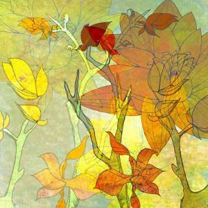 Floral Spice Shadow by Jan Weiss