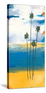 Four Palms by Jan Weiss