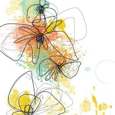 Orange Botanica by Jan Weiss