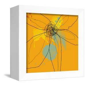 Orange Lite 2 by Jan Weiss