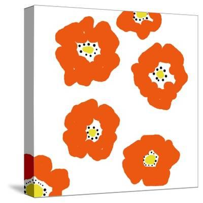 Orange Pop Flowers