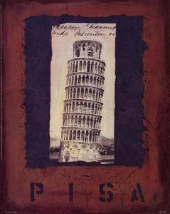 Pisa by Jan Weiss