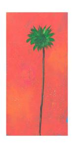 Single Palm Looking for Love by Jan Weiss