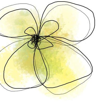 Summer Yellow Petals by Jan Weiss