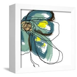 Teal Petals by Jan Weiss