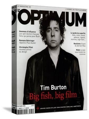 L'Optimum, March 2004 - Tim Burton