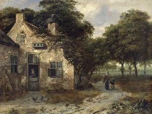 Farmhouse, Jan Wijnants by Jan Wijnants