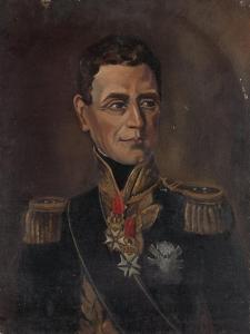 Jonkheer Jan Willem Janssens. Gouverneur-Generaal by Jan Willem Pieneman