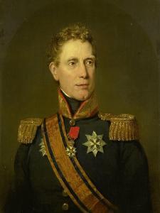Portrait of Jonkheer Jan Willem Janssens by Jan Willem Pieneman