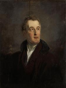 Portrait Study of Arthur Wellesley, Duke of Wellington by Jan Willem Pieneman