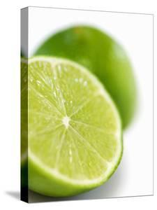 Fresh Limes by Jana Liebenstein