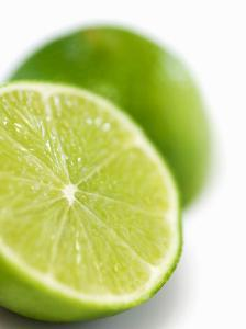 Fresh Limes by Jana Liebenstein