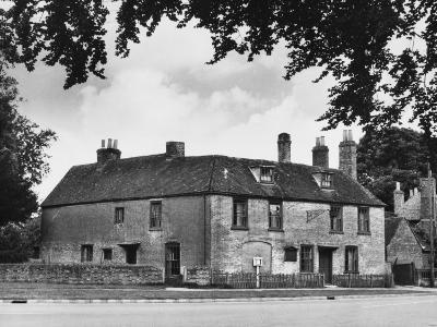 Jane Austen's Home--Photographic Print