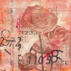Text Roses by Jane Bellows