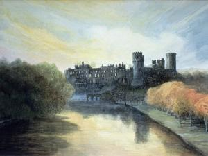 Warwick Castle by Jane Carpanini