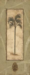 Palm Serenity I by Jane Carroll