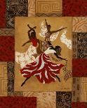 Rejoice II-Jane Carroll-Art Print
