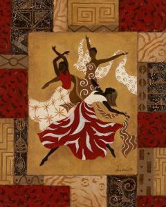Rejoice II by Jane Carroll