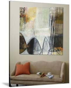 Abstract Pebble I by Jane Davies