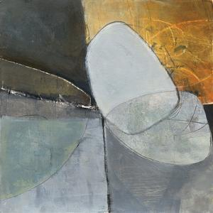 Abstract Pebble II by Jane Davies