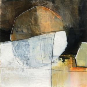 Abstract Pebble III by Jane Davies